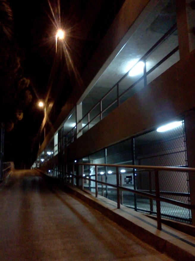 SJSU Parking Garage