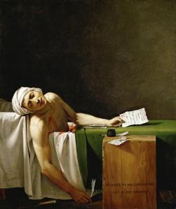 Death of Marat