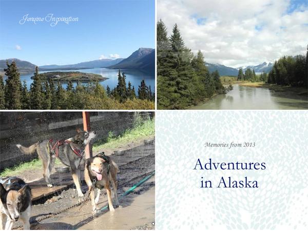 Alaska Calendar Cover