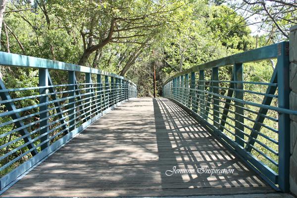 Bridge to the Bigger Bridge
