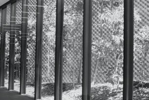 Textured Window