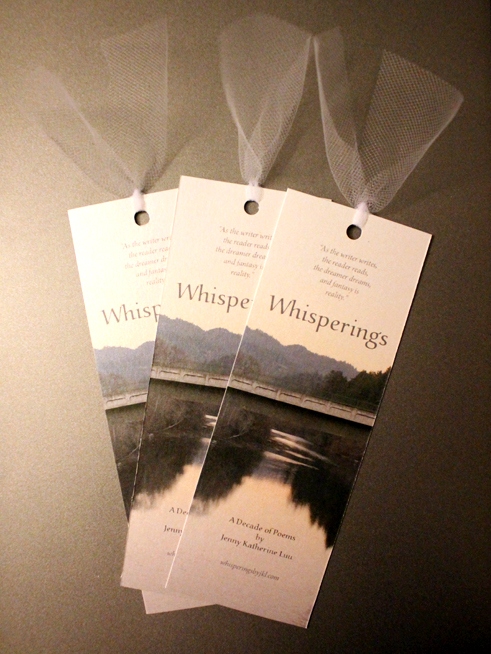 Whispering Bookmarks