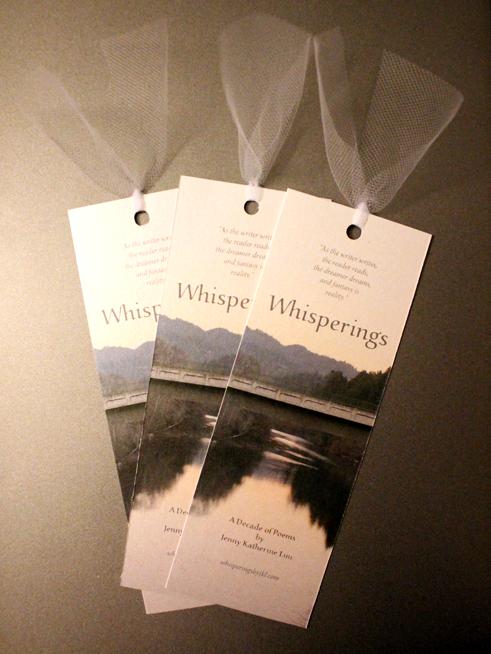 Whispering Bookmarks