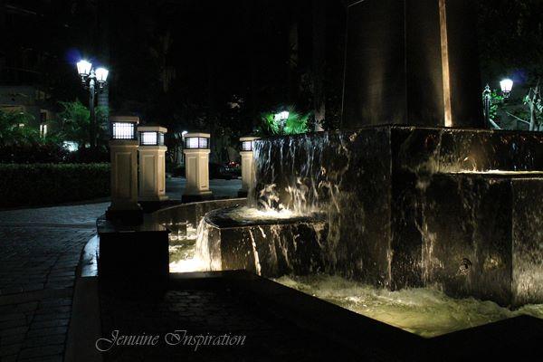 Pedestal Fountain