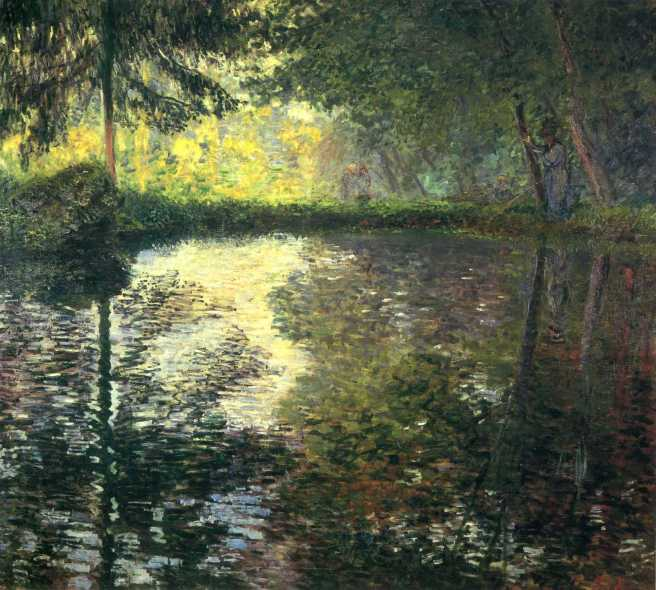 the-pond-at-montgeron