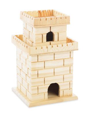 wooden-castle